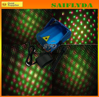 Wholesale 150mW mini Green amp Red Laser DJ Party Stage Lighting disco laser light