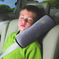 Wholesale Children Car Seat Belts Pillow of Child Protect Shoulder Protection Cushion Bedding Pad Pillow