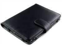 Wholesale High Quality Solid Color PU Leather Pouch Cover Case For Amazon Kindle Ebook Reader Protective Cases