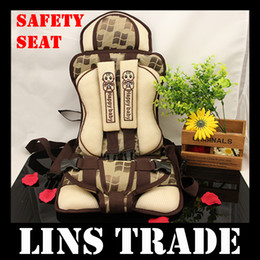Wholesale 2014 New child car safety seat cover auto cushion for infant baby child