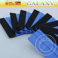Wholesale Hot Selling Vinyl Graphics Applicator Squeegee Soft Material With Felt Size cmx8cm For Pieces