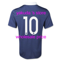 Thai Quality France10 BENZEMA 2014 Home Soccer Jersey, 2014 ...