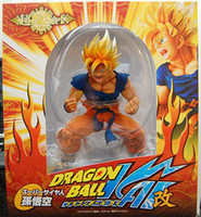 Wholesale Dragon Ball KAI action figure Son Goku Ver Genuine PVC CM Heigh