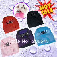 Harnesses pet strap - Colors Sizes Available Pet Control Harness for Dog Cat Soft Mesh Walk Collar Safety Strap Vest