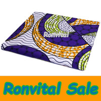 Wholesale Guaranteed quality Lowest price african veritable wax block print fabric yards Item No Y380