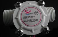 Wholesale New quot Water Flow Sensor Is Water Heater Flowmeter Flow Sensor Meter Hall Sensor
