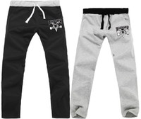 Wholesale Spring new Sale hiphop sweatpants fashion unisex sports pants thrasher printed causal sweatpants Color