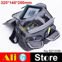 Neck Straps Nylon Lens Cases BF-1004 Camera Bag Nik D7000 D800 D90 D600 Can 5D2 5D3 60D 70D 7D 7D2 6D 600D 650D Lens Bag Case Accessories