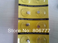 Wholesale silver oxide button battery SR416SW mm mah v