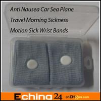 Wholesale Anti Nausea Car Sea Plane Travel Morning Sickness Motion Sick Wrist Bands