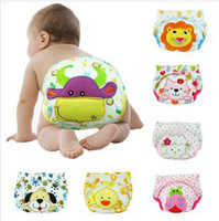 Wholesale NEW design baby Training pants animals design cute