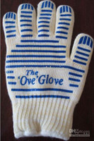 Wholesale Oven Mitts the ove glove Surface Handler Microwave Oven Glove With Non Slip Silicone Grip