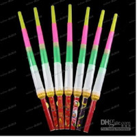 Wholesale LLFA4270 Brand new Low price Telescopic LED Glow Stick Flash Light Toy fluorescent Sword concert Christmas Carnival Toys