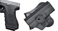 handgun holster glock holster  2 in i Glock holster with paddle platform + glock grip glove alternative of any Glock 19 17 23 32 holster free shipping