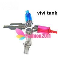 New Protank vivi tank atomizer 3ml no wick colorful atomizer...
