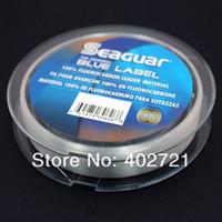 Wholesale 5pcs Seaguar Blue Label Fluorocarbon Leader Material Fishing Line YD LB LB LB LB LB LB LB LB