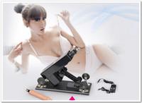 Male G-Spot Vibrators Silicone Free Shipping-Newest! Sex-love Automatic Masturbation Device Vibration Device Gun machine mute Gun machine - Unisex
