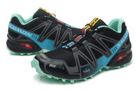 Women Mesh EVA Special Offers Fashion Salomon speedcross 3 sports hiking running shoes for women