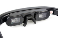 Wholesale 10pcs New Virtual Private Theater System quot Display D Stereo GB Flash Video Glasses