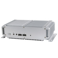 Wholesale Fanless IPC Mini PC LBOX with intel Atom N270 CPU DDR2 G SSD G used for medical equipment