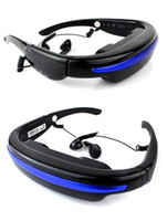 Wholesale New Virtual Private Theater System quot Display D Stereo GB Flash Video Glasses