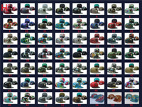 Wholesale 2014 New Hot Hater Snapback Hats Baseball Caps Football Caps Adjustable Caps pu with metal hip top cap