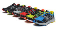 salomon shoes - Salomon XR MISSION breathable sports hiking running shoes for men