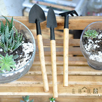 Wholesale Promotions Rear garden tool mini three piece potted garden tools garden good assistant