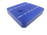 monocrystalline solar cell - 10pcs of Solar Cell x5 w GRADE A monocrystalline cell DIY solar