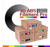 Filament   1.75mm 3mm PLA Filament 1kg 2.2lb 3D Printers, Color RED, BLUE, WHITE, GREEN, BLACK, PURPLE, ORANGE, YELLOW with spool