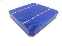 monocrystalline solar cell - 100pcs of Mono Solar Cell x5 w GRADE A monocrystalline cell DIY solar
