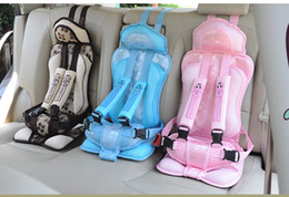 Wholesale HOT HOT SALE Portable Toddler Car Seat Safety Hot Selling Comfortable Toddler Car Seats Brand New Infant Car Belts
