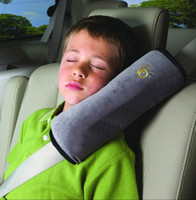 Wholesale One Piece Children Car Seat Belts Pillow of Child Protect Shoulder Protection Cushion Bedding Pad Pillow L418