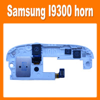 Wholesale Loudspeaker Ringer Buzzer for Samsung Galaxy I9300 White high quality