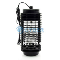 Wholesale 110V Electric Lantern Fly Flying Insect Pest Bug Zapper Mosquitoes Killer TK1054