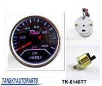autometer oil pressure gauge - AUTOMETER quot mm Oil Pressure Gauge LED Smoke Tint Len LED JDM Universal TK TT Have in stock