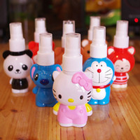 Wholesale 50ml Cute Cats Liquid Soap Dispenser Bathtoom Accessories Spray Bottles ZH0215