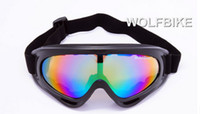 Wholesale Hotsell WOLFBIKE UV400 Glasses Snowmobile Motorcycle Ski Goggles Eyewear Protective Glasses Lens Outdoor sports Snow Sports Snowboard Riding