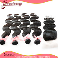 Brazilian Malaysian Peruvian Indian Virgin Hair Extensions B...