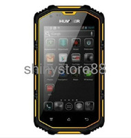 Wholesale 2014 New Hummer H5 MTK6572 G Smart phone Dual core GHZ Android quot IP67 Waterproof Shockproof Dustproof GPS WCDMA Android Phone