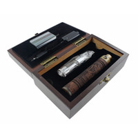 Wholesale Newest kamry V Variable Voltage Spinner Battery K Fire Wood Ecig Hot In Market