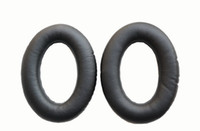 Wholesale Leather Ear pads genuine earmuffs New Replacement Ear Pads For BOSE QuietComfort QC15 QC2 AE2 with Ear Cup