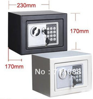Wholesale electronic safety box home safe box EF01