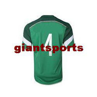 Wholesale top quality New arrival Thailand Quality Brazil World Cup Mexico R MARQUEZ Green color Jerseys Soccer Footabll National Team Footbal