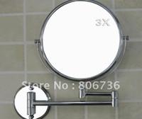 Wholesale Bathroom mirror wall mounted Make up Mirror bath mirror brass MG