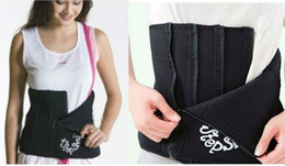 Wholesale Fitness Fat Cellulite Burner Slimming Body Shaper Waist slim Belt Lost Weight