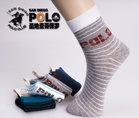 Wholesale 2014 combed cotton brand men Striped socks Designer piece cotton weekly Socks pl1180