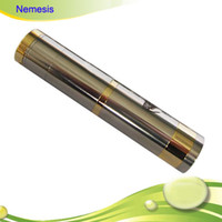 Wholesale 2014 New Product Stainless Steel Nemesis Mod E cig Nemesis Mod Nemesis Chiyou King Mechanical mod made in China DHL free