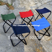 Cheap Free Shipping Horse outdoor small mazha fishing chair beach chair outdoor portable bench Wholesale 50pcs lot X76