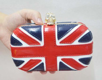 Cheap uk flag bags Best leather evening bag
